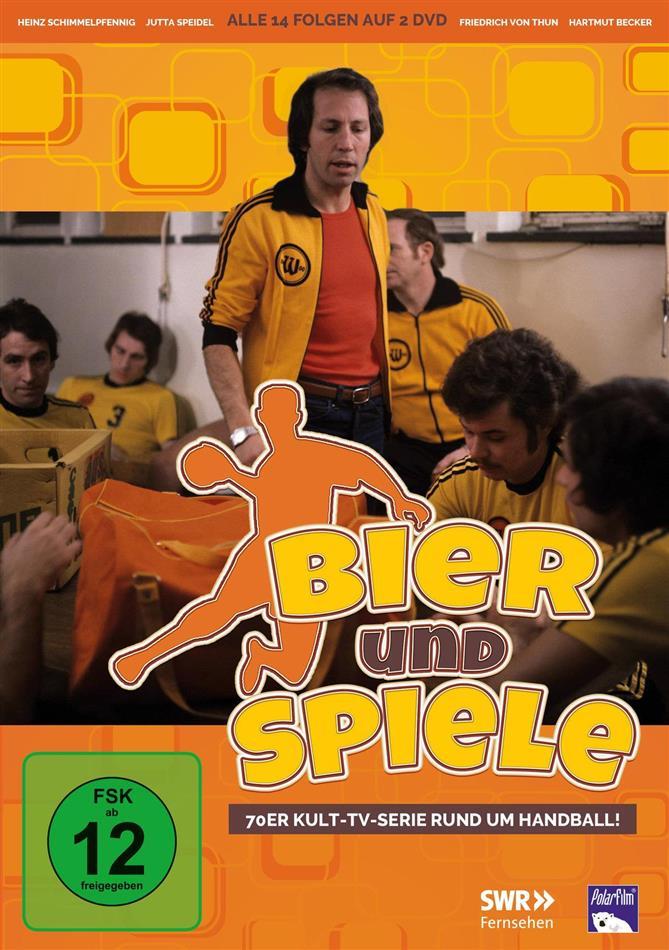 Bier und Spiele (2 DVDs)