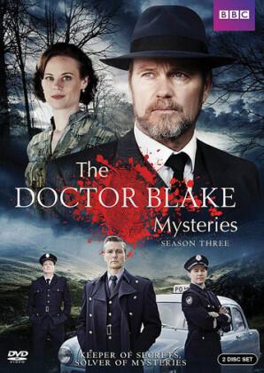 The Doctor Blake Mysteries - Season 3 (2 DVDs)