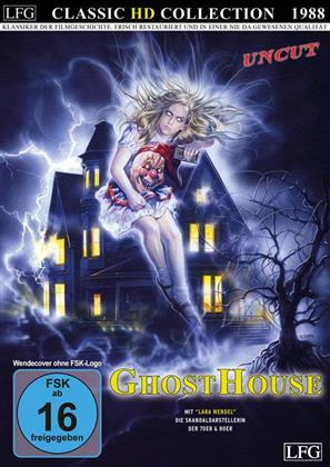 Ghosthouse (1988) (Classic HD Collection, Single Edition, Uncut)