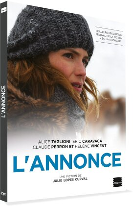 L'Annonce (2015) (Digibook)