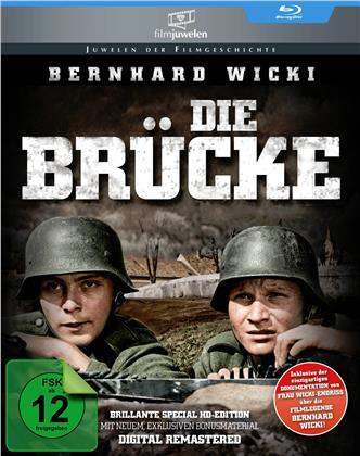 Die Brücke (1959) (Filmjuwelen, Remastered, s/w)