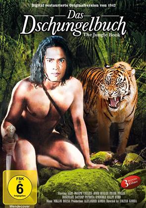 Das Dschungelbuch (1942) (Restaurierte Fassung)