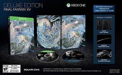 Final Fantasy XV (Édition Deluxe)