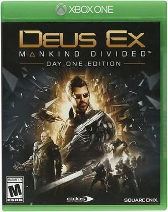 Deus Ex: Mankind Divided (Day One Edition)