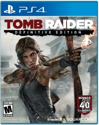 Tomb Raider (Definitive Edition)