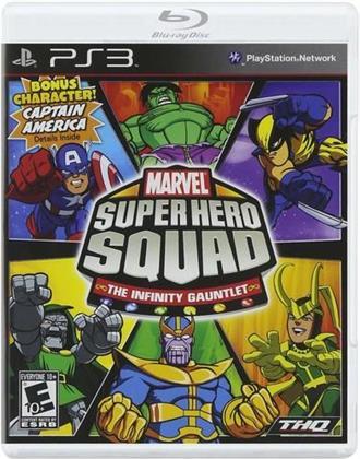 Super Hero Squad - Infinity Gauntlet / Game