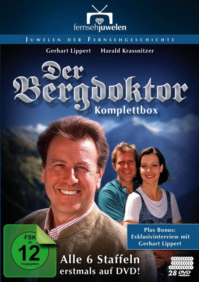 Der Bergdoktor - Komplettbox (Fernsehjuwelen, 28 DVD)