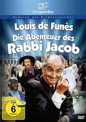 Die Abenteuer des Rabbi Jacob (1973) (Filmjuwelen)