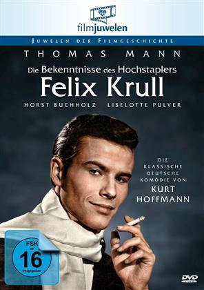 Die Bekenntnisse des Hochstaplers Felix Krull (1957) (Filmjuwelen, n/b)