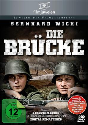 Die Brücke (1959) (Filmjuwelen, s/w, Remastered, 2 DVDs)