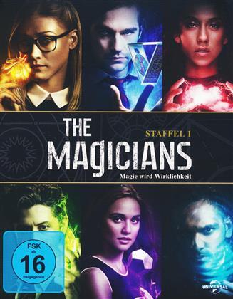 The Magicians - Staffel 1 (3 Blu-rays)