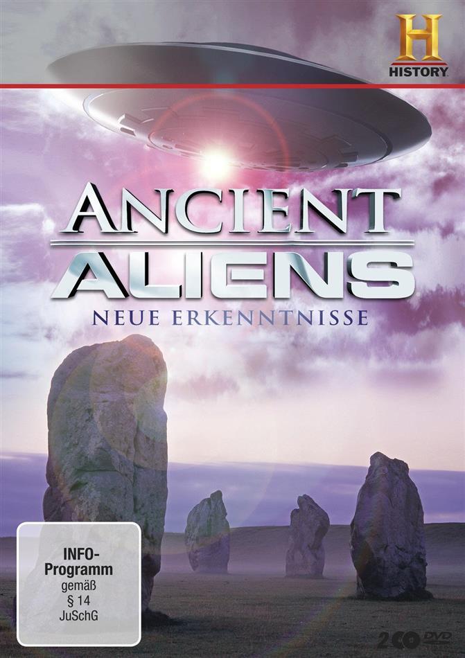 Ancient Aliens - Neue Erkenntnisse (History Channel, 2 DVDs)