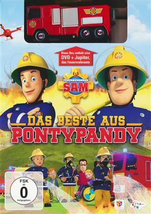 Feuerwehrmann Sam - Das Beste aus Pontypandy (+ Spielzeugauto, Limited Edition, 2 DVDs)