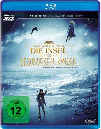 Die Insel der besonderen Kinder (2016) (Blu-ray 3D + Blu-ray)