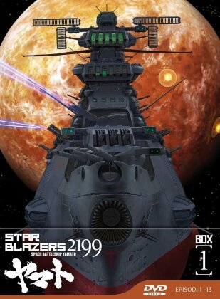 Star Blazers 2199 - Space Battleship Yamato - Box 1 (Edizione Limitata, 3 DVD)