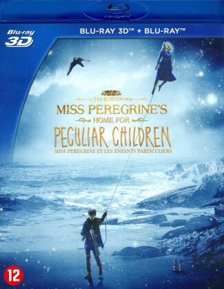 Miss Peregrine's Home for Peculiar Children - Miss Peregrine et les enfants particuliers (2016) (Blu-ray 3D + Blu-ray)