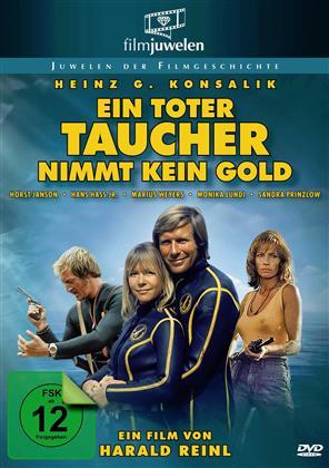 Ein toter Taucher nimmt kein Gold (1974) (Filmjuwelen)