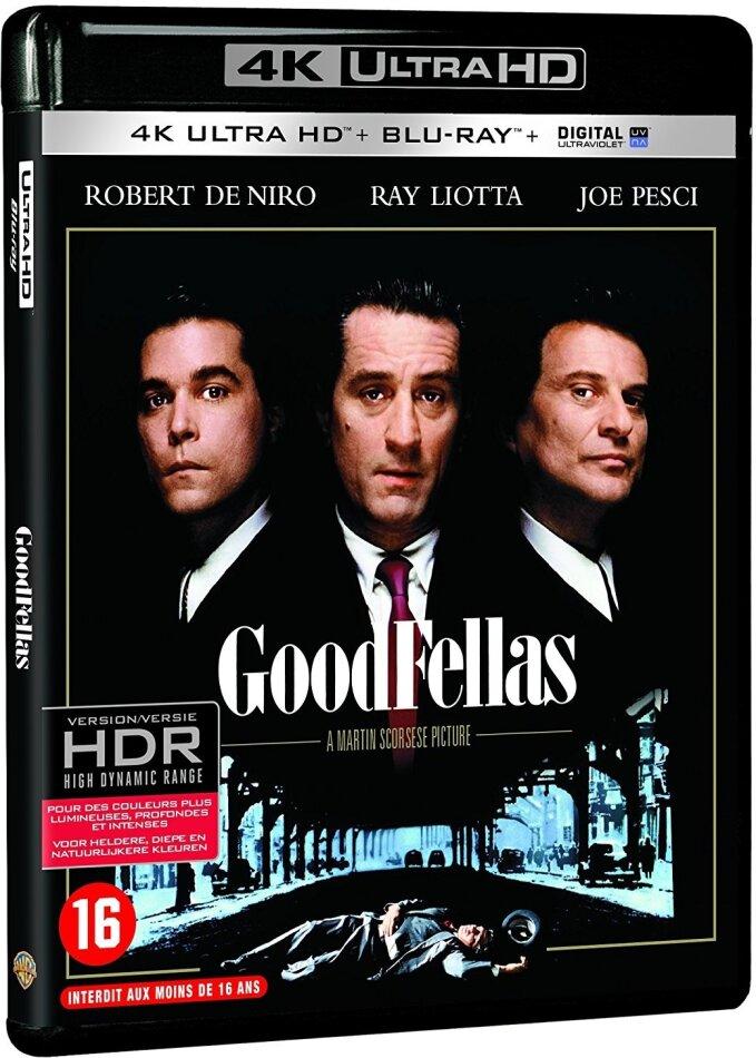 GoodFellas - Les affranchis (1990) (4K Ultra HD + Blu-ray)