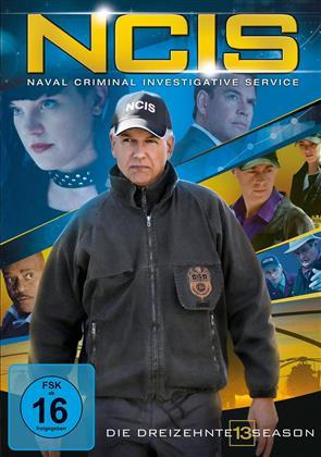 NCIS - Navy CIS - Staffel 13 (6 DVDs)