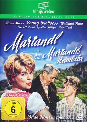 Mariandl & Mariandls Heimkehr (Filmjuwelen, 2 DVDs)