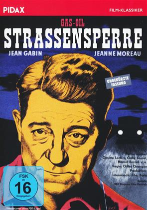 Strassensperre (1955) (Pidax Film-Klassiker, s/w, Uncut)