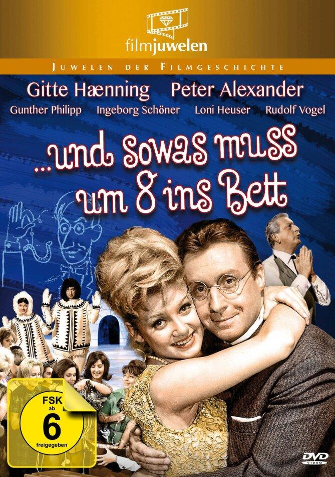 ...und sowas muss um 8 ins Bett (1965) (Filmjuwelen)