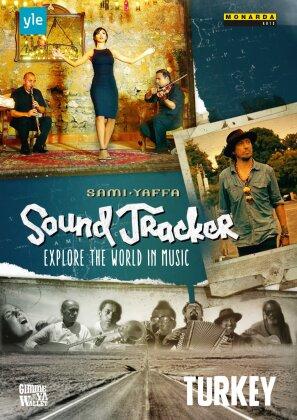 Sound Tracker - Turkey (Monarda Arts)
