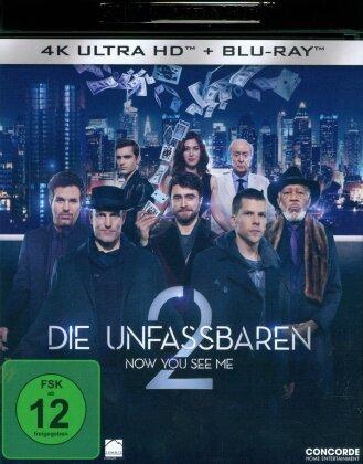 Now You See Me 2 - Die Unfassbaren 2 (2016) (4K Ultra HD + Blu-ray)