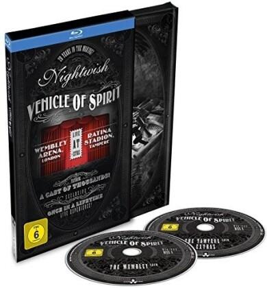 Nightwish - Vehicle Of Spirit (2 Blu-rays)