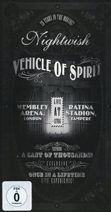 Nightwish - Vehicle Of Spirit (3 DVDs)