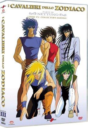 I cavalieri dello Zodiaco - Parte 3 - Nettuno (Collector's Edition, 3 DVDs)