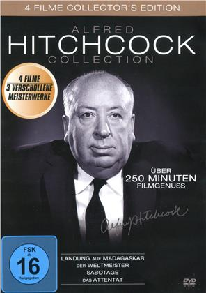 Alfred Hitchcock Collection - Vol. 1 (s/w, Collector's Edition)