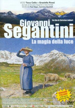 Giovanni Segantini - La magia della luce (2015) (DVD + CD)