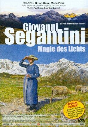 Giovanni Segantini - Magie des Lichts (2015) (Special Edition, DVD + CD)