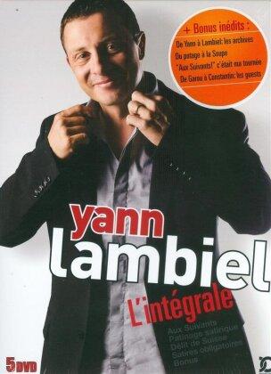 Yann Lambiel - L'intégrale (5 DVDs)