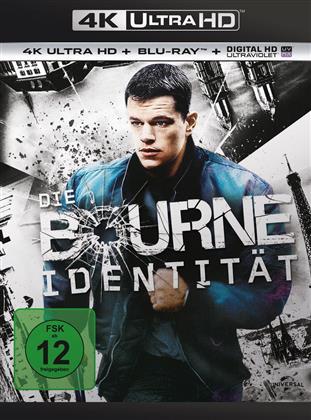 Die Bourne Identität (2002) (4K Ultra HD + Blu-ray)