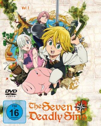 The Seven Deadly Sins - Staffel 1 - Vol. 1 (2 DVDs)