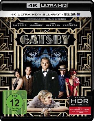 Der Grosse Gatsby (2013) (4K Ultra HD + Blu-ray)