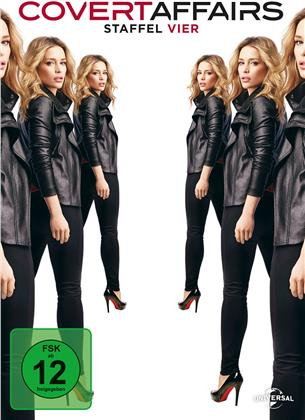 Covert Affairs - Staffel 4 (4 DVDs)