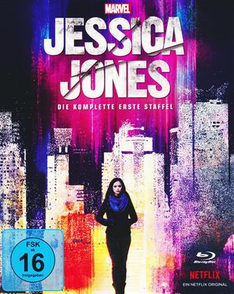 Jessica Jones - Staffel 1 (4 Blu-rays)