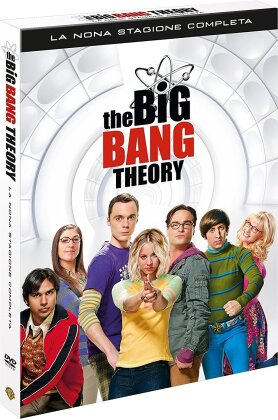 The Big Bang Theory - Stagione 9 (3 DVDs)