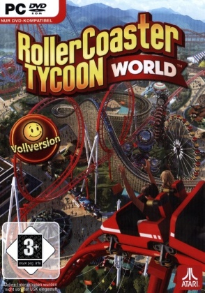 Pyramide - RollerCoaster Tycoon World