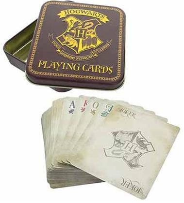 Harry Potter: Hogwarts - Spielkarten