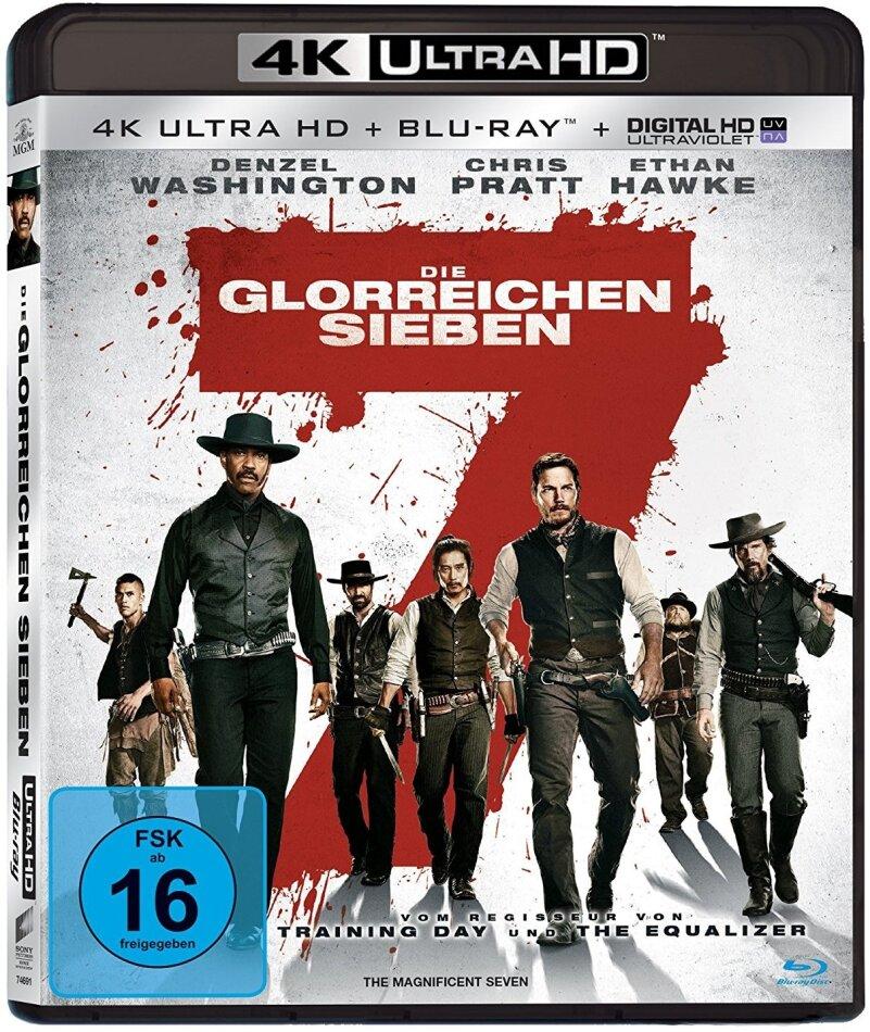 Die glorreichen Sieben (2016) (4K Ultra HD + Blu-ray)