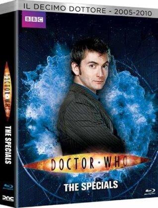 Doctor Who - The Specials - Il decimo Dottore 2005-2010 (3 Blu-rays)