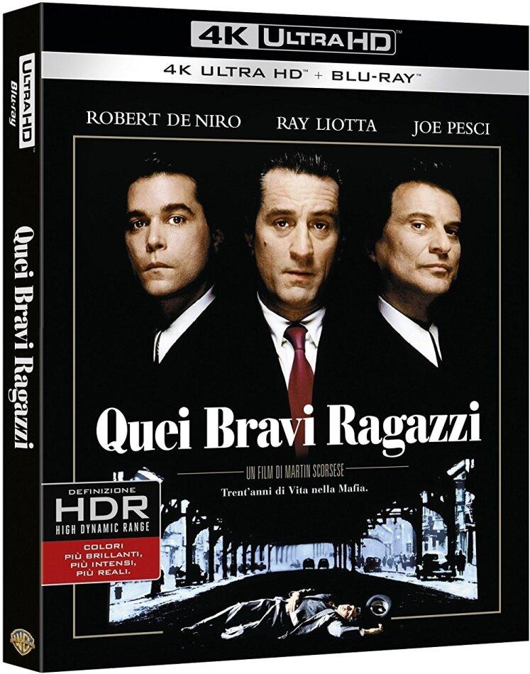 Quei bravi ragazzi (1990) (4K Ultra HD + Blu-ray)