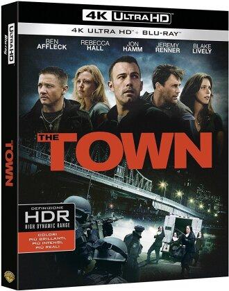 The Town (2010) (4K Ultra HD + Blu-ray)