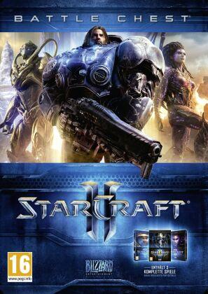 Starcraft II Battlechest 2.0
