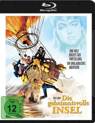 Die geheimnisvolle Insel (1961) (Ray Harryhausen Effects Collection)