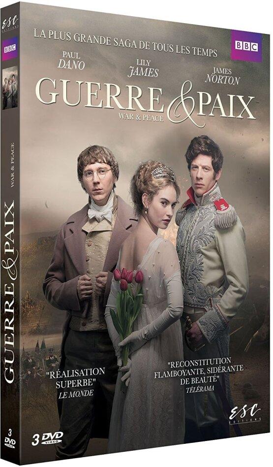 Guerre & Paix - War & Peace - Mini-série (BBC, 3 DVDs)